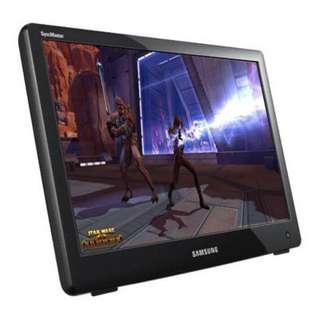 "Samsung Syncmaster LD190 Monitor 18.5"""
