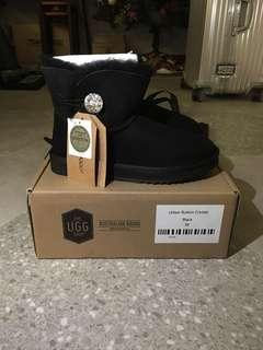 UGG Urban Button Crystal Boot
