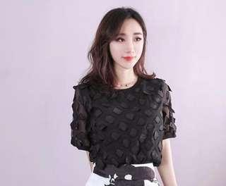 🚚 Fashion retro temperament sweet women's shirt