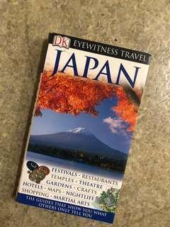 🚚 Japan Travel Guide Book by Eye Witness Travel