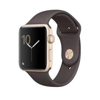 🚚 Apple Watch Series 2 - Gold 42mm