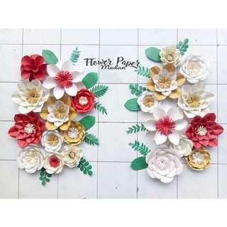 READY STOCK Paper Flower MURAH