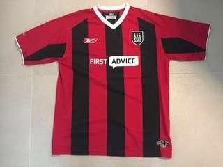 英超曼城2003/04經典作客球衣