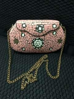 Handbag handmade from India