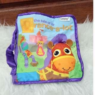 LAMAZE CLOTH BOOK: THE TALE OF SIR PRANCE-A-LOT