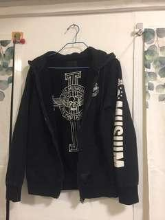 MUSIUM DIY black jacket