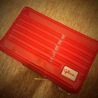 🚚 Pocky聯名行李箱化妝包