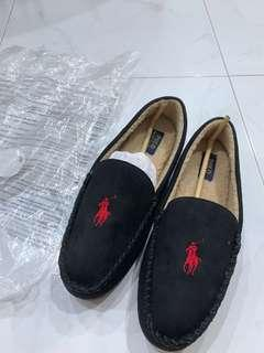 Polo Ralph Lauren Moccasin Slippers