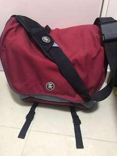 Crumpler- Very Busy Man laptop bag 電腦袋