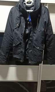 🚚 Korean Uniform Jacket Slim Top