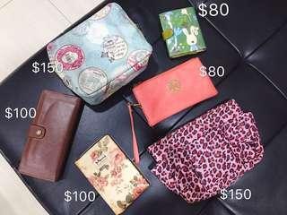 🚚 6款各類皮夾/收納/化妝/手機包