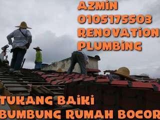 0105175503 TUKANG BAIKI BUMBUNG BOCOR, AREA ALAM DAMAI