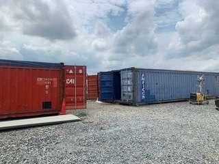 Containers kontena cabin kabin