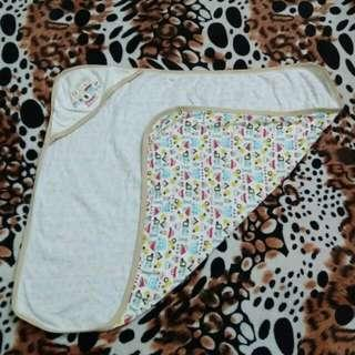 Baby received Blanket