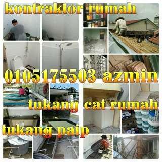 0105175503 TUKANG BAIKI BUMBUNG BOCOR, AREA TAMAN UKAY BISTARI