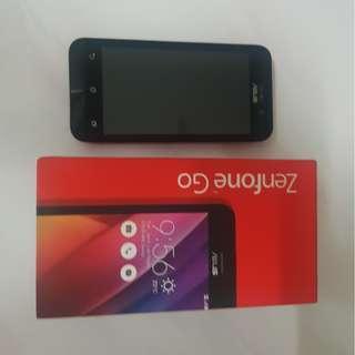 "Asus Zenfone Go ZB452KG 4.5"" + 8GB (Red) Original"