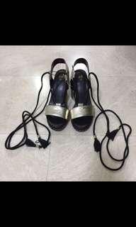 全新 H&M Wedges 鬆高鞋