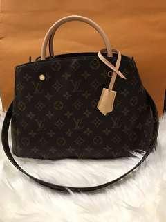 [FINAL 2200$]Louis Vuitton Montaigne MM Bag