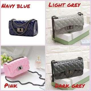 Tas 40rb bahan Jelly