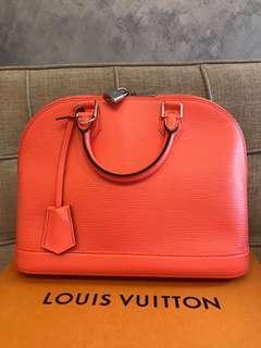 Louis Vuitton Alma Pm Bag