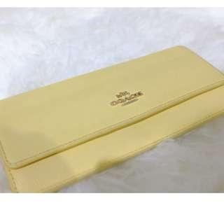 GUARANTEED AUTHENTIC COACH WALLET WOMEN