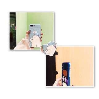 Iphone 7/8 Plus Ice Bear Casing