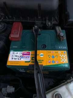 Aki Kering GS garansi shopndrive 55D23L