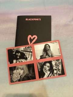 BLACKPINK's 2019 WELCOMING COLLECTION LOOSE ITEMS