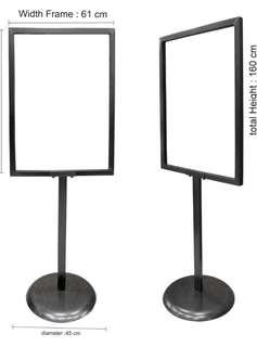 Signage stand