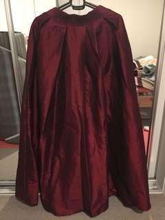 Maxi skirt - korean style size S
