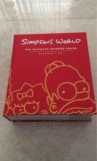 Simpsons World: the ultimate episode guide, season 1-20