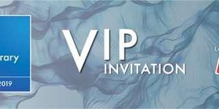 Instant confirmation e-ticket VIP Asia Contemporary Art Show 29 Mar to 1 Apr 2019