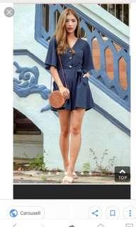 Looking for lovet Brooklyn linen navy size L