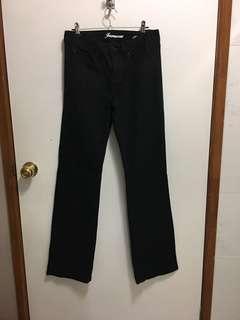 Black bootleg jeans #SwapAU