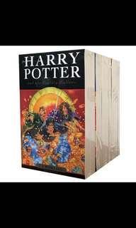 🚚 Harry Potter Set of 8 books