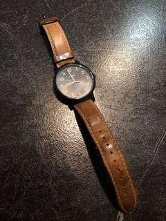 Timex Brown Watch