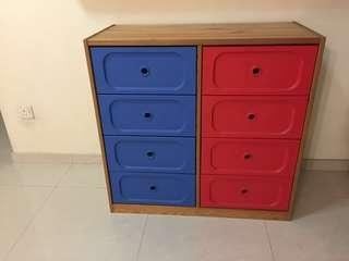 🚚 Ikea Trofast Chest of drawers