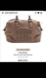 Authentic Vintage Chanel Tote bag