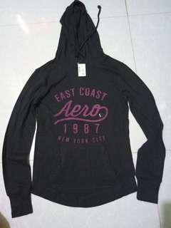 AERO Black Sweater