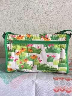Lesportsac two way bag