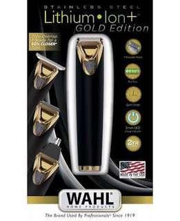 WAHL STAINLESS STEEL GOLD