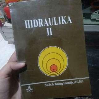 Buku kuliah Hidraulika II
