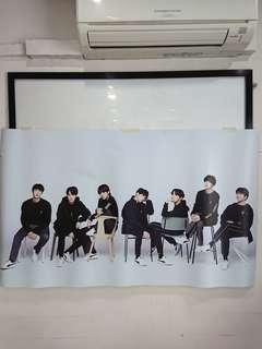 BTS Large Wall Sticker