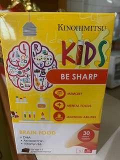 Kinohimitsu Be Sharp Kids
