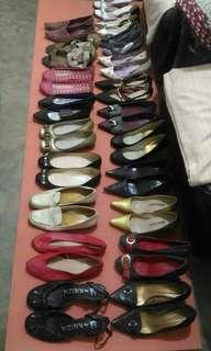 TAKE ALL 20 PAIRS of ladies shoes for 5,000 only!