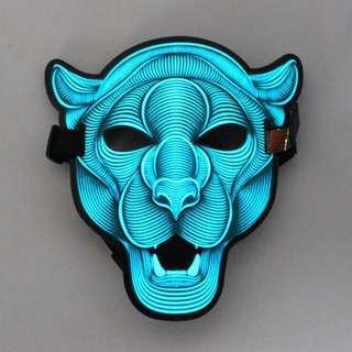 Latest sound sensor light mask