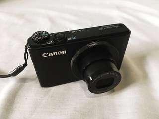 Canon s110 w/ WIFI