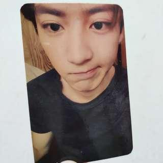 EXO Chanyeol Photocard PC - EXODUS