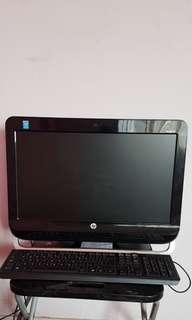 HP Pavilion 20 all in 1 pc