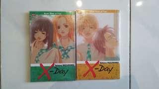 X-day Indonesian language manga